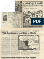 Love And Rage, Vol. 8, No. 5, November/December 1997