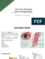 Anatomi&Fisiologi Mata
