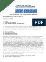 Fundamentals of Nursing VIII