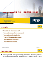 Introduction to Transmission