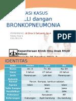 Case Morbili Dengan Bronkopneumonia