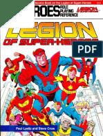 DC Heroes - Legion of Super-Heroes - Volume I.pdf