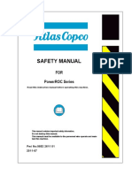 PowerROC Series Safety Manuall