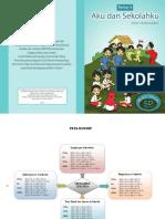 Bahan Ajar Tematik Terpadu Kelas 2 SD