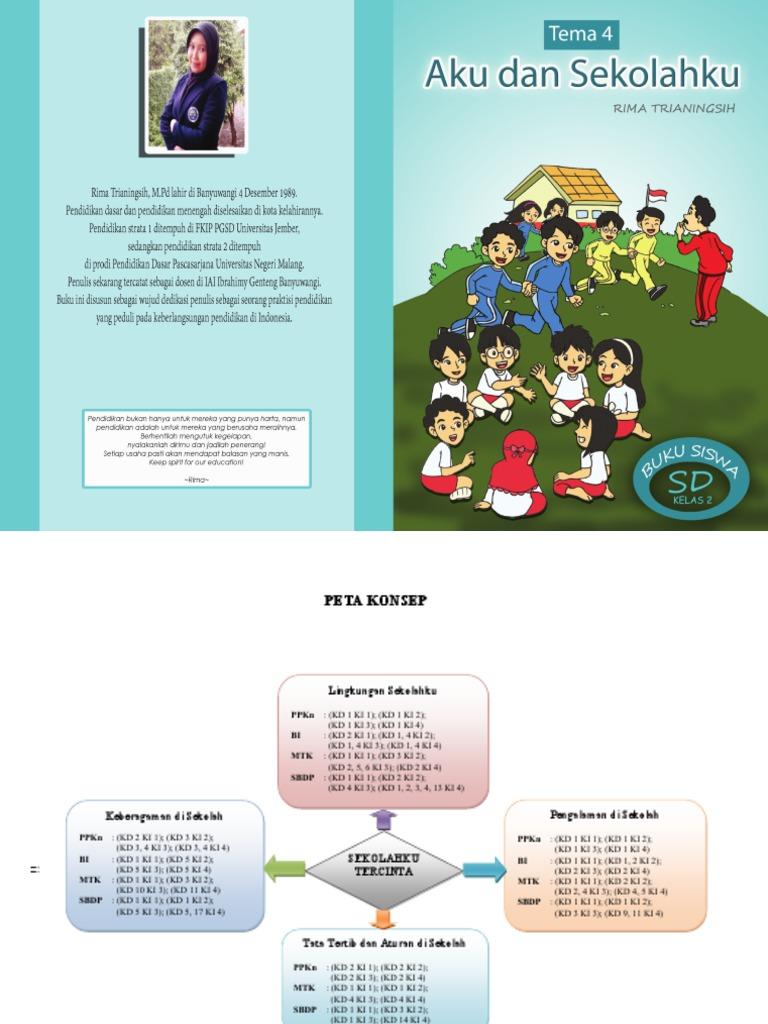 Gambar Pemandangan Untuk Anak Sd Kelas 2