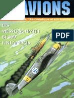 Avions_HS008 - Les Messeschmitt Bf-109 Finlandais