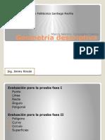 Geometría Descriptiva. Conceptos Bàsicos