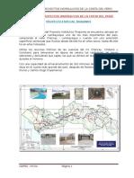 Principales Proyectos Hidraulicas de La Costa Del Perú