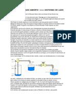 Sistemas de Lazo Abierto Versus Sistemas de Lazo Cerrado Manuel