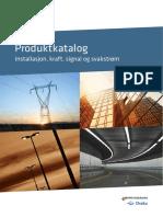 katalog draka kabel