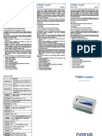 5000965 v10x b Quickguide Fieldlogger