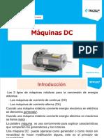 Máquina CC Tecsup
