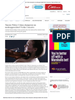 Tamsin Waley-Cohen Champions an Underappreciated Violin Concerto. _ Classical-Music