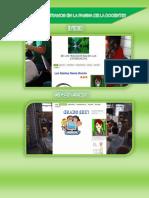 PANTALLAZOS - WEB DE LA DOCENTE