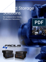Facilis Technology Brochure