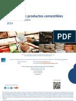 IGM Liderazgo en Productos Comestibles 2014