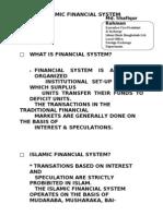 01. Islamic Financial System
