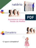 Aula Climatério