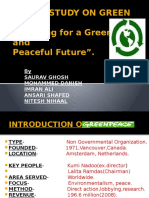 A Case Study on Green Peace