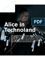 AD - Alice in Technoland