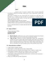 07. Riba Definition Characteristics Social Impact