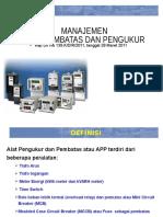 3. Manajemen App