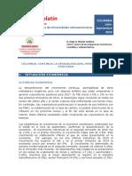 Informe Economia Colombia Septiembre 2016