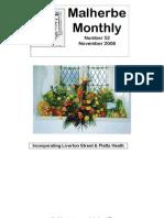 MM November 2008 Issue
