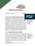 Sm Chapter 3 Environmental Analysis