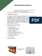 Instrumentos de Medidas Eléctricas