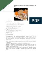 Ceviche Cartagenero Con Suero Costeño y Crocante de Tocineta Ahumada