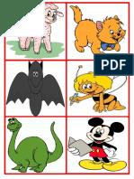 Animals Flashcards I A