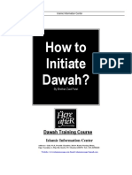How to Initiate Dawah1