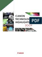 Canon Technology Highlights 2009_tcm14-689172