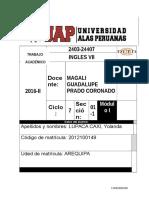 7-Inglés Vii - Prado