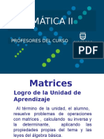 UA3 Matrices y Determinantes Mate II 2014-II (1)