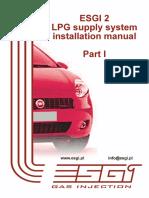 Installation Manual Esgi2_ang