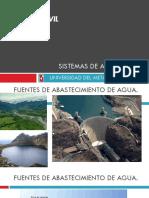 Presentacion 3 Acueductos Fuentes
