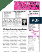 Consultant Newsletter June