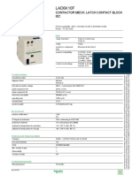 TeSys D Control Relay RETURN TeSys D LAD6K10F (1)