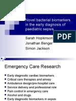 JBenger Novel Bacterial Biomarkers in Paediatric Sepsis (2)