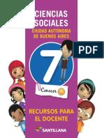 GD Conocer + sociales 7 caba