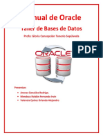 Manual Bases de Datos Oracle Master Golden