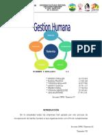 TRABAJo gestion humana.docx
