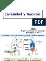 1- Inmunidad y Mucosas 2016