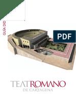 Guia Didactica Teatro Romano de Cartagena