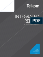Telkom Integrated Report 2014 FULL