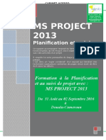 Support de Cours Ms Project 2013 AGESFO