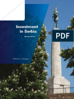 KPMG - Investment in Serbia - 2014