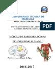 Caratula y Preliminares Bases Biologicas i 2016 Geo